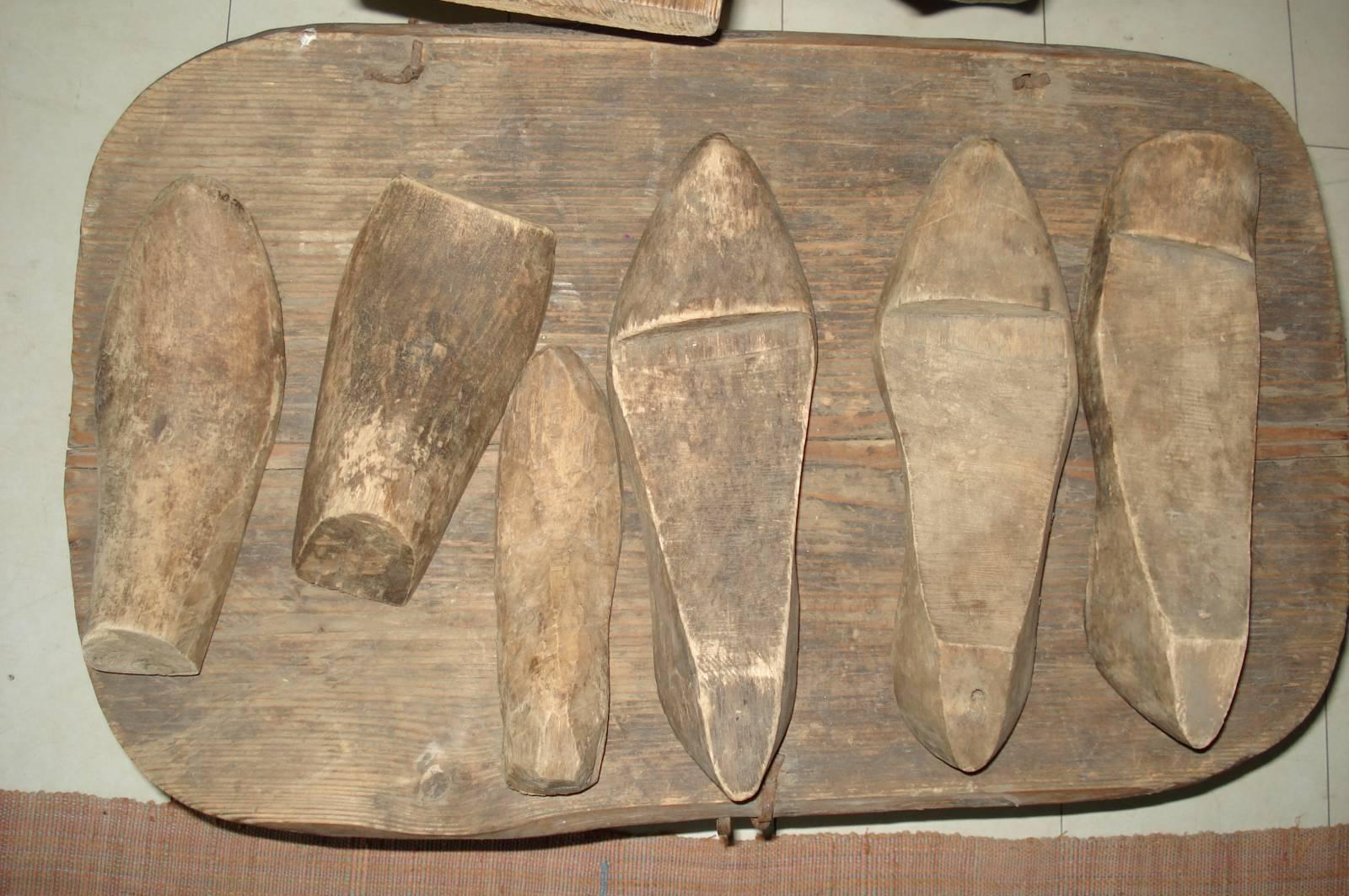Колодки сапоги своими руками
